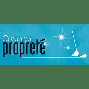 logo de l'entreprise Concept propreté